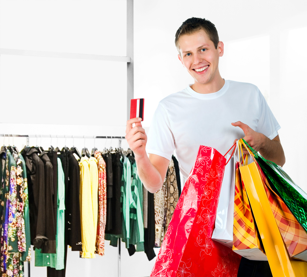 Fashion Shopping Tips for Men