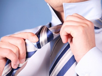 Step by Step Instructions on How to Wear a Tie