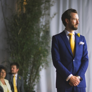 Creating the best wedding outfit for men
