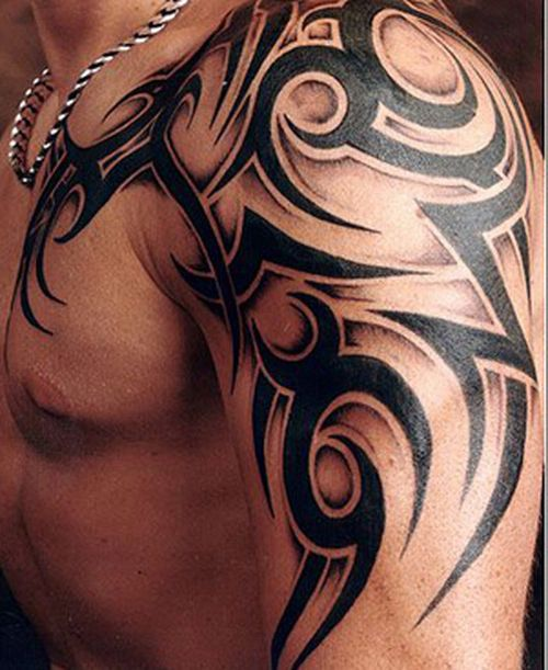 How to Fully Exploit the Effect of the Tribal Arm Tattoo